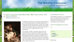 The Mindful Consumer